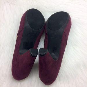 c5719d9363d Mix No. 6 Shoes - NWOB Mix NO. 6 Karin Bootie in Bordeaux Size